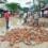 নিজের টাকায় সড়ক সংস্কার করলেন আমতলীর ইউএনও আছাদুজ্জামান