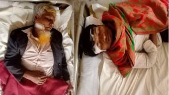 রাঙ্গাবালীতে বাবা ছেলেকে মারধর হাসপাতালে ভর্তি