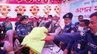 হেল্পলেস কার্যকর ও প্রতিষ্ঠিত করাই হলো বাংলাদেশ পুলিশের প্রধান দায়িত্ব- পিরোজপুর পুলিশ সুপার