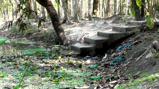 পটুয়াখালীতে রহস্যময় কানাই-বলাই দিঘী