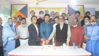 বরিশালে বাংলাদেশ শিল্পকলা একাডেমির প্রতিষ্ঠাবার্ষিকী