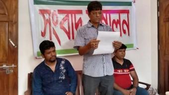 ঝালকাঠি জেলা পরিষদ সদস্যের বিরুদ্ধে ব্যবসায়ীর দোকানঘর দখলের অভিযোগ
