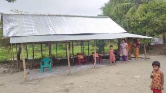 পটুয়াখালীতে আদালতের নিষেধাজ্ঞা অমান্য করে জমি দখলের অভিযোগ