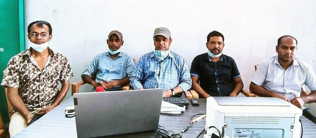 তজুমদ্দিনে বাংলাদেশ মফস্বল সাংবাদিক ফোরামের কমিটি গঠন উপলক্ষে  আলোচনা ও প্রস্তুতি সভা অনুষ্ঠিত
