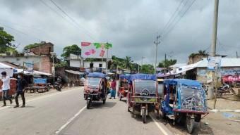 সরকারী নির্দেশনা উপেক্ষা করে মহাসড়কের দখলে ব্যাটারীচালিত অটোগাড়ী