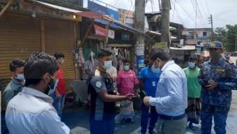 সরকারি আদেশ অমান্য করায় বোরহানউদ্দিনে ১০ জনকে কারাদণ্ড