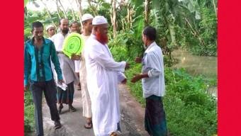 বরিশালের ভোটার না হয়েও নির্বাচনী প্রচার-প্রচারণায় ব্যস্ত বরকতউল্লাহ কাশেমী