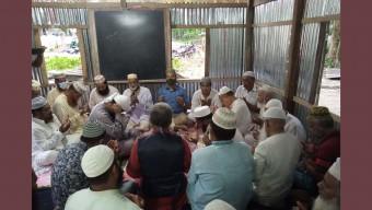 বাবুগঞ্জে আল-ইক্রা দারুল উলুম মাদ্রাসা উদ্বোধন