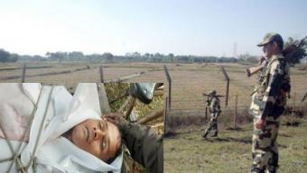 কুড়িগ্রামে বিএসএফের গুলিতে বাংলাদেশি নিহত
