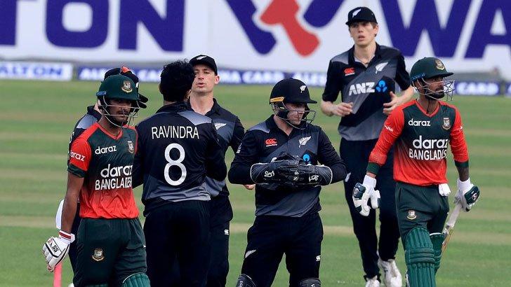 নিউজিল্যান্ডকে ১৪২ রানের 'বড়' লক্ষ্য দিল টাইগাররা