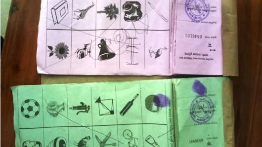 বরিশালে স্কুলের আলমারিতে ব্যালটের মুড়ি, তদন্ত কমিটি গঠন