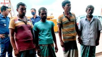 নিষেধাজ্ঞার প্রথম দিনেই বানারীপাড়ায় ৯ জেলেকে কারাদণ্ড প্রদান
