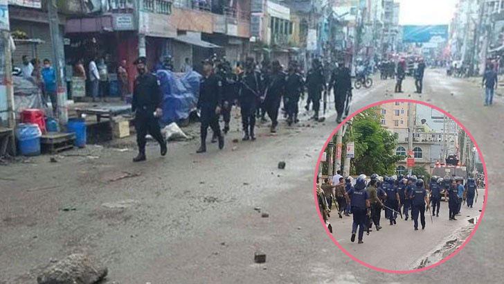 কুমিল্লার ঘটনায় জড়িত কেউ ছাড় পাবে না: ওবায়দুল কাদের